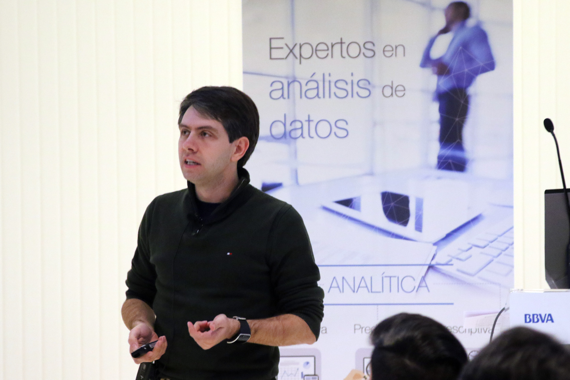 Alvaro Babero clase
