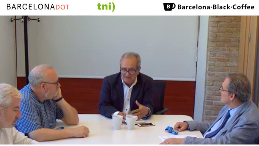 Entrevista Josue Sallent, Carles Martín, tomas Cascante Xavier Azemut